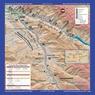 Roaring Fork River and Frying Pan River Fishing Map - Aspen to Basalt, Colorado