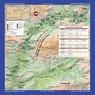 Colorado River Fishing Map - State Bridge to Dotsero