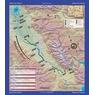 Madison River Fishing Map - Montana