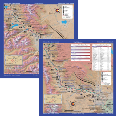 Arkansas River Colorado Fishing Map Bundle