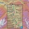 Blue River (Colorado) Fishing Map