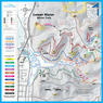 City of La Crosse Lower Hixon Digital Winter Ski Trail Map 2020