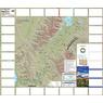 Snake River Fishing Map - Wyoming