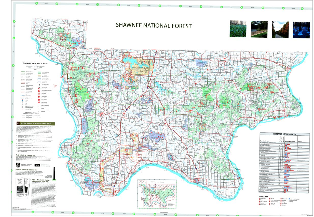 Shawnee National Forest Visitor Map - US Forest Service R9 ... on shinnecock indian nation map, santa fe map, lochbuie map, northwest oklahoma city map, inola map, raytown map, alabama-coushatta tribe of texas map, ohio national map, bennettsville map, northwest indian war map, alcova map, town of wheatfield map, cedartown map, boston map, charleston map, winnebago tribe of nebraska map, idabel ok map, eastern band of cherokee indians map, medicine lodge map, coushatta tribe of louisiana map,