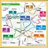 東村山市ウォーキングマップ
