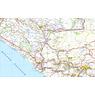 Guia Roji Carreteras Chiapas / PLC M34 / área frontera