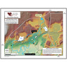 Lime Hollow cross-country skiing map