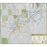 Flagstaff Urban Trails and Bikeways Map