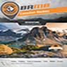 Backroad Mapbook Canadian Rockies