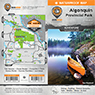 Algonquin Provincial Park Recreation Map (Ontario Rec Map Bundle)