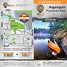 Algonquin Provincial Park Recreation Map (Ontario Rec Map Bundle)