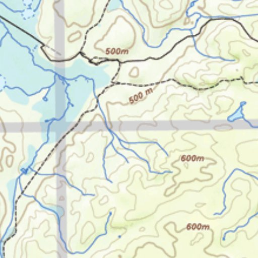 Map70 Clearwater River - Northern Alberta - Backroad Mapbooks ... on