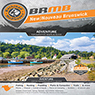 Backroad Mapbook New Brunswick (NBNB Map Bundle)