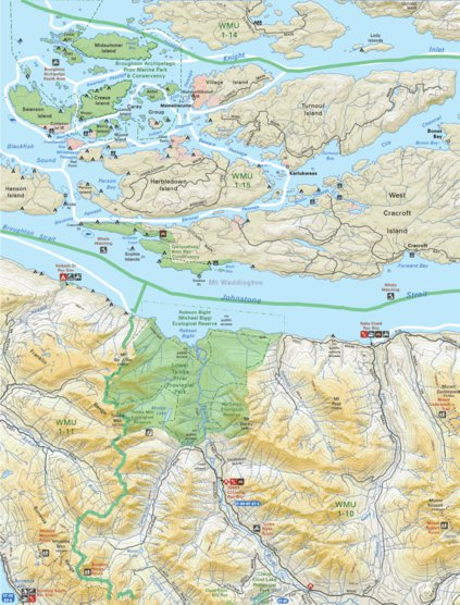Map48 robson bight vancouver islandpdf backroad mapbooks map terrain satellite labels sciox Image collections