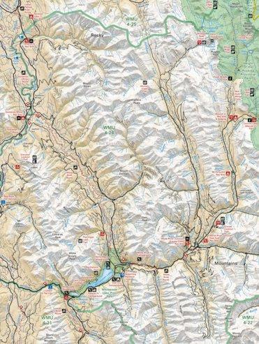 Canadian Rockies Backroad Mapbook (CRCR Map Bundle ... on rockies parking map, himalayas map, ottawa map, canadian highways map, quebec city map, canada map, colorado river map, rocky mountains map, jasper national park map, idaho map, columbia mountains map, british columbia map, vancouver map, alberta map, europe map, montana map, grand canyon map, sunwapta falls map, ontario map, yellowstone national park map,
