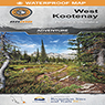 West Kootenay Recreation Map (BC Rec Map Bundle)