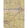 Map30 Fort Qu'Appelle - Saskatchewan