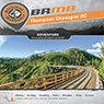 Backroad Mapbook Thompson Okanagan 5th ed (TOBC Map Bundle)