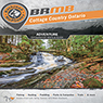 Backroad Mapbook Cottage Country Ontario 6th ed (CCON Map Bundle)