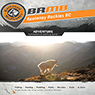 Backroad Mapbook Kootenay Rockies BC 8th ed (KRBC Map Bundle)