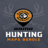 WMZ 52 Saskatchewan Hunting Topo Map Bundle