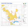 BLM Idaho Soda Hills Travel Map