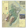 BLM Idaho Wilson Creek Travel Map