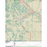 ANST Topo Map 35-4 Babbit Ranch 4