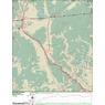 ANST Topo Map 36-1/35-5 Coconino Rim 1