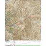 ANST Topo Map 20-3 Four Peaks 3