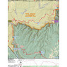 ANST Topo Map 31-2 Walnut Canyon 2