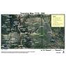 Mount Jefferson Trails  T11S R8E Township Map