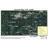Siletz Bay T10S R10W Township Map