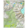 Silvern Lakes Hiking Trail Map
