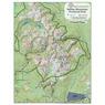 Babine Mountains Provincial Park Trail Map