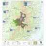 PARQUE NACIONAL NATURAL LOS NEVADOS (MAPA ECOTURISTICO)
