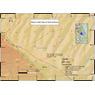 Moore Creek Gold Prospecting Map, Montrose County, Colorado