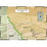 25 Mesa Road Gold Prospecting Map, Montrose County, Colorado
