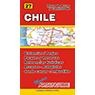 Mapa de Rutas y Caminos de Chile
