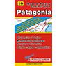 Mapa de Rutas y Caminos de la Patagonia