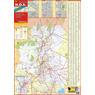 Mapa de Rutas del Noroeste Argentino