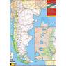 Mapa de Rutas de la Patagonia