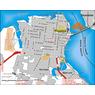 Posadas mapa de la ciudad