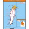 Mapa de la Isla de San Andres