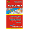 Mapa de Rutas y Caminos de Costa Rica