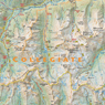 Salida-Buena Vista Trails Map 6th Ed.