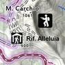 Trekking Linea Gotica - Mappa 1
