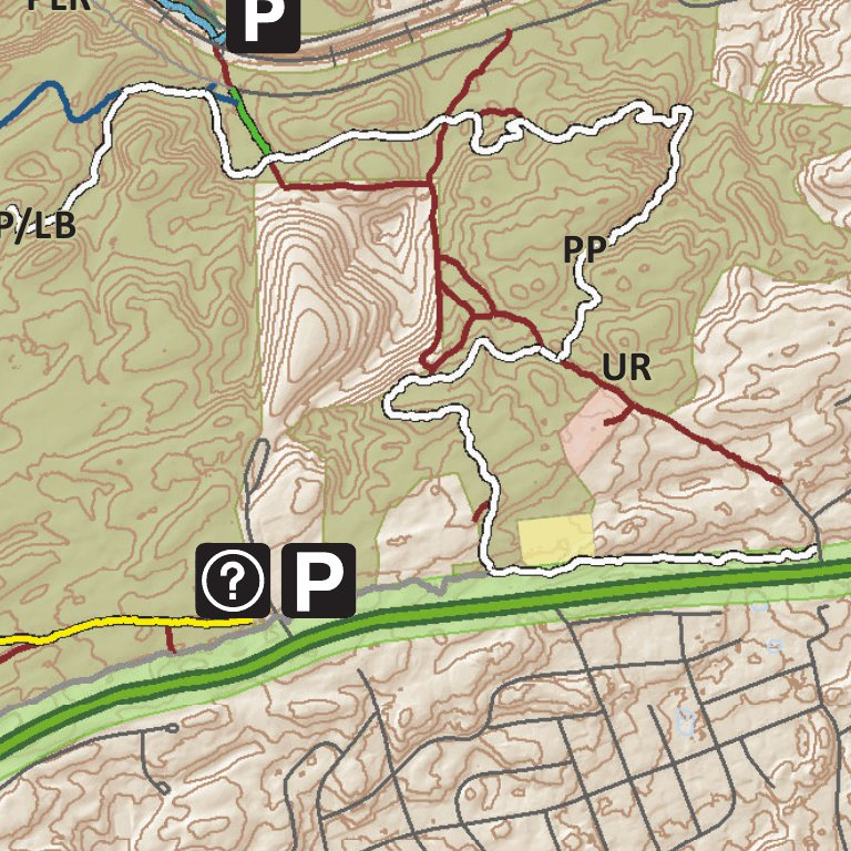 Hither Hills State Park Trail Map on mashomack preserve trail map, paumanok path trail map, great river trail map, south fork trail map, bear mountain loop trail map,
