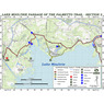 Lake Moultrie Passage of the Palmetto Trail (Map Bundle)