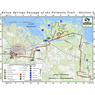 Eutaw Springs Passage of the Palmetto Trail (Map Bundle)